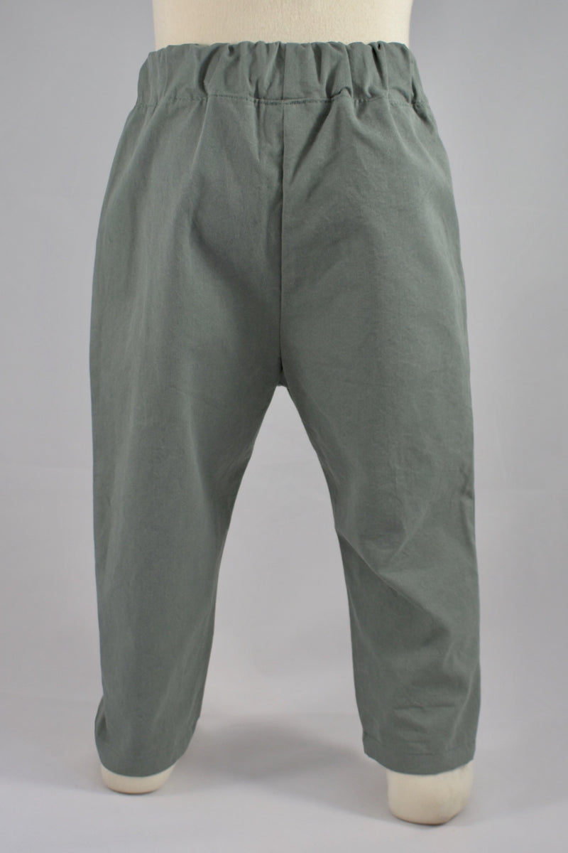 Pleated Chino Trousers