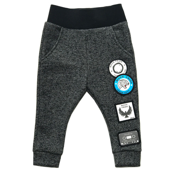 Patches Knit Joggers