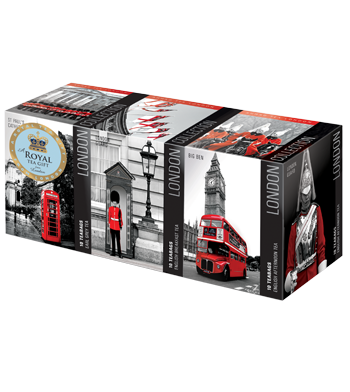 Ahmad Tea London Tea Collection