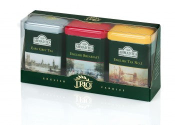 Ahmad Tea Trio of Teas 300g