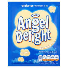 Angel Delight Banana