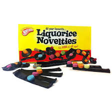 Barratt Liquorice Novelties 270g