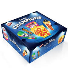 Barratt Sweet Champions Carton 750g