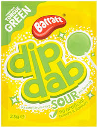 Barratt Dip Dab Sour Apple