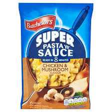 Batchelors Super Pasta 'n' Sauce - Chicken & Mushroom