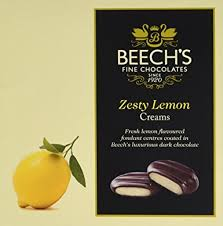 Beech's Zesty Lemon Creams 90g