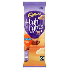 Cadbury Highlights Fudge Chocolate Drink 11g