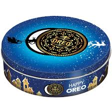 Oreo Gifting Biscuit Tin 350g