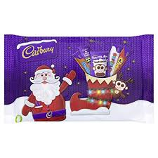 Cadbury Small Selection Pack 95g