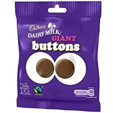 Cadbury Giant Buttons 40g