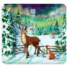 Co-op Highland Shortbread Tin 450g