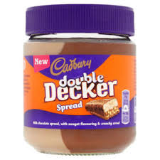 Cadbury Double Decker Spread
