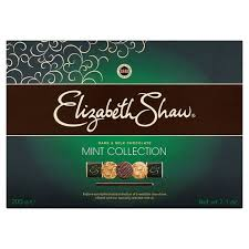 Elizabeth Shaw Mint Collection Gift Box 200g