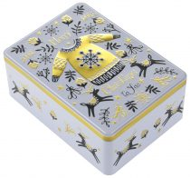 Farmhouse Biscuits Christmas Jumper Tin 400g
