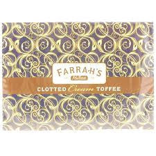 Farrah's Clotted Cream Toffee 170g