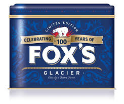 Fox's Glacier Tin 454g