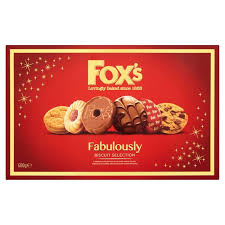 Fox's Fabulously Chocolate Biscuit Carton 275g