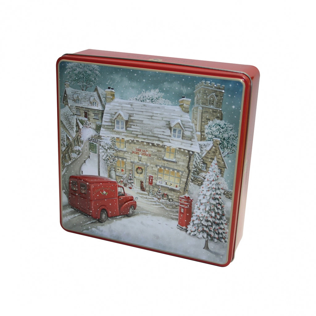 Grandma Wilds Winter Village Tin 400g