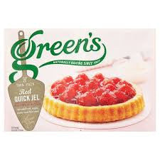 Green's Quick Gel Red Twin Pack 2 x 35g