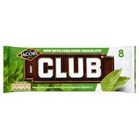 Jacob's Club Mint