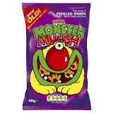 Monster Munch Pickled Onion BBD 6/4/19