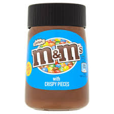 M&M's with Crispy Bits Spread