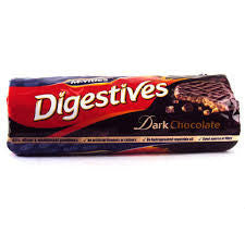 McVitie's Digestives Dark Chocolate 266g