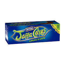 McVities Lemon & Lime Jaffa Cakes BBD 17/11/18