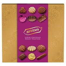 McVitie's Luxury Chocolate Biscuit Selection 400g