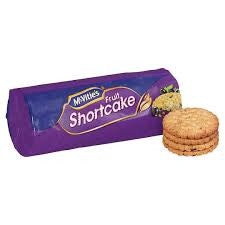 McVitie's Fruit Shortcake 200g