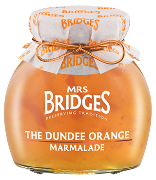 Mrs Bridges The Dundee Orange Marmalade 340g