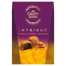 Nestlé Quality Street Intrigue Salted Caramel Box 200g