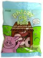 Marks & Spencer Percy Phizzy Pig Tails 170g