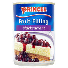 Princes Fruit Filling Blackcurrant