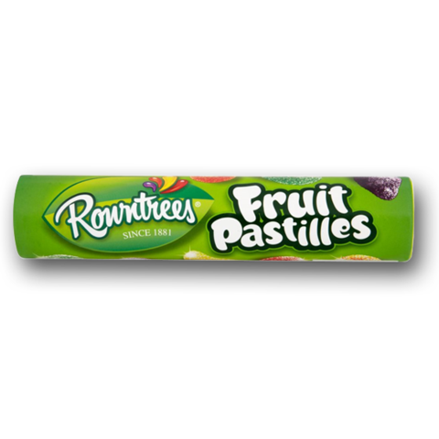Rowntrees Fruit Pastilles Tube 125g