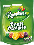Rowntrees Fruit Pastilles 150g