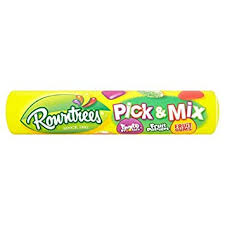 Rowntrees Pick & Mix Tube 140g