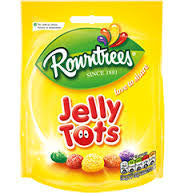 Rowntrees Jelly Tots 150g