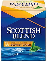 Scottish Blend Tea 80 Tea Bags