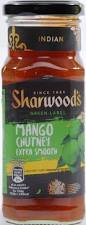 Sharwoods Mango Chutney - Extra Smooth
