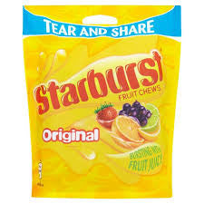 Starburst Fruity Chews Original 210g