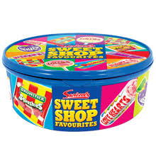 Swizzels Matlow Sweet Shop Favourites Tub 750g