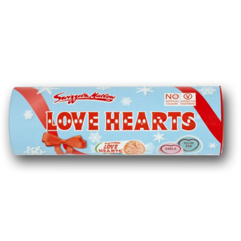 Swizzels Matlow Love Hearts Tube 108g
