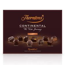 Thorntons Continental Dark Chocolates 284g