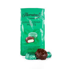 Thorntons Dark Mint Chocolate 77g