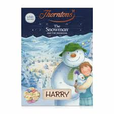 Thorntons The Snowman & The Snowdog Advent Calendar 93g