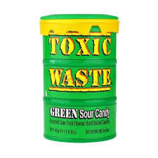 Toxic Waste - Green Drum