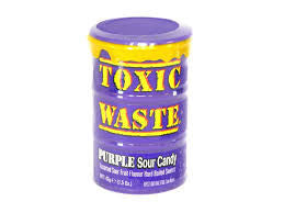 Toxic Waste -  Purple Drum