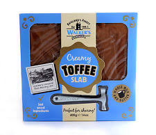 Walker's Nonsuch Creamy Toffee Slab 400g