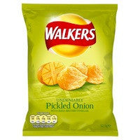 Walkers Pickled Onion 32.5g BBD 2/5/20